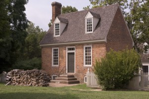 Colonial Williamsburg Home
