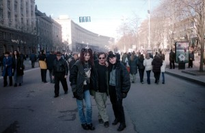 My Trip to Kyiv in 2002